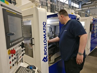 Dedicated body manufacturing cell offers flexibility for rapid response times